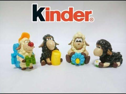 Открываем Киндер Сюрприз Макси   Discover Kinder Surprise Maxi