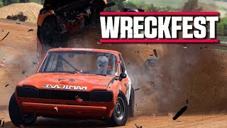 Wreckfest Gameplay PC