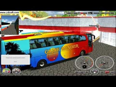 Haulin Bus Gajah Mungkur menuju terminal Indramayu YouTube
