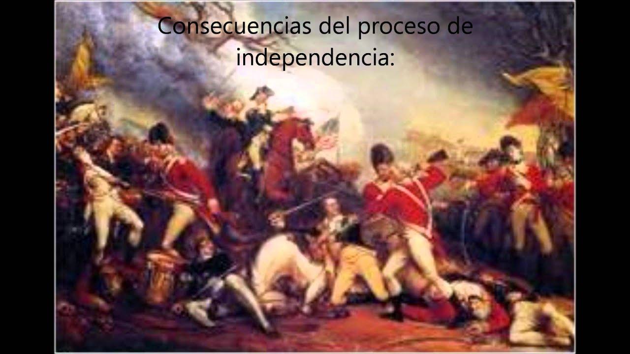 """""""Causas De La Independencia"""""""
