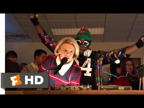 Office Christmas Party (2016) - DJ vs. HR Scene (3/10) | Movieclips