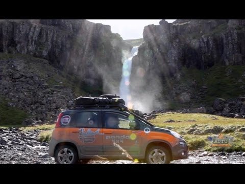 fiat panda 4x4 in iceland youtube. Black Bedroom Furniture Sets. Home Design Ideas