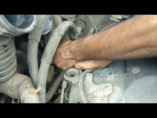 Ford Endeavour EGR valve problem trouble code P0404
