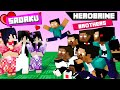 MONSTER SCHOOL : BREWING SADAKO SISTERS AND HEROBRINE BROTHERS  XDJAMES, KRMSTUDIOZ, MONSHIIEE