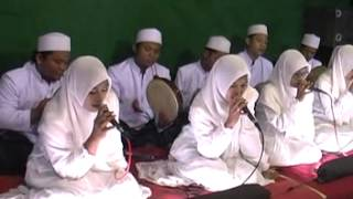 Ya Nabi Salam Alaika LIVE SHOW MUHASABATUL QOLBI in SUMOBITO