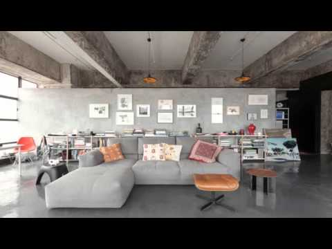 Indoor Design Ideas Art Collector's Loft By Mass Operations