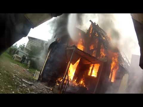 Пожар Новогрезново
