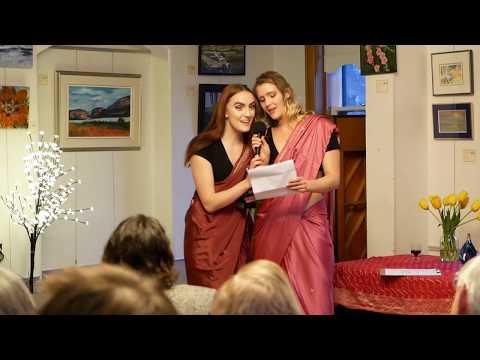 2018 Dance Award - Get Bent Professional Belly Dancing Program - Penticton Arts Council
