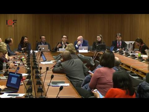 IGF 2017 - day 1 - WK XXVII-Council of Europe Internet