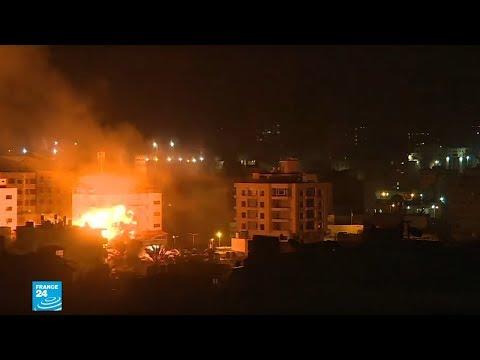 ترامب يدافع عن الغارات الإسرائيلية على قطاع غزة  - نشر قبل 20 دقيقة