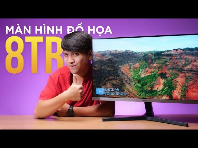 REVIEW Samsung UHD LU28R550 | Màn hình đồ hoạ giá 8 triệu