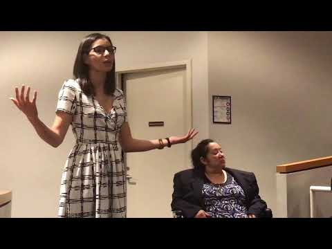 Norwalk DTC: Melendez and Roberts speak at June 27, 2018 meeting