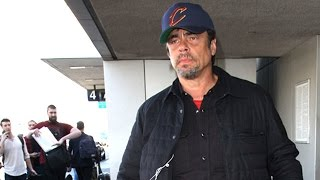 Benicio Del Toro Is Asked About The Role Drugs Play In His Career