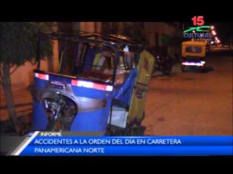 Cultural Noticias: Informe especial sobre los últimos accidentes acontecidos en el Valle Chicama