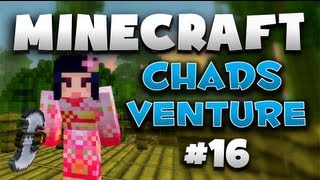 Minecraft: Chads Venture - STAIRCASES! - Season 2 - Episode 16
