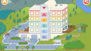 How to unlock the secret lab in Toca life hospital.