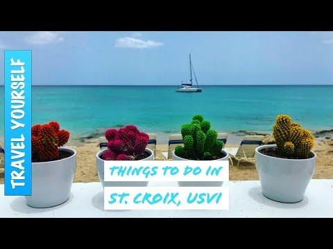 Best Things to do in St. Croix in the US Virgin Islands