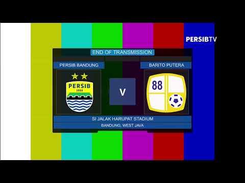persib-vs-barito-putera---friendly-match