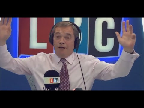 Nigel Farage Discusses DUP Deal and Latest Brexit News