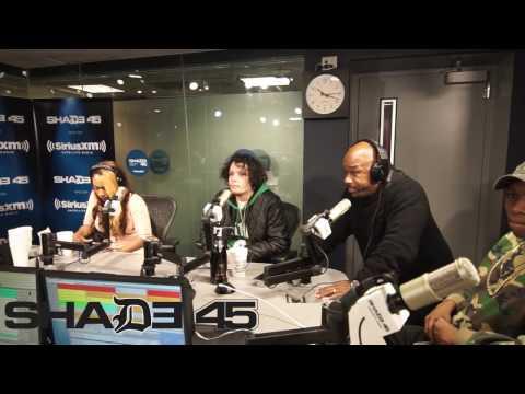 Dj Kayslay interviews Nicky D's on Shade45