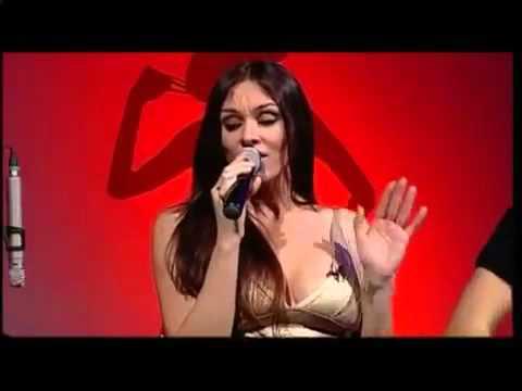 Anabela - Dodiri od stakla - (LIVE) - Skandalozno - (TV Happy 2012)