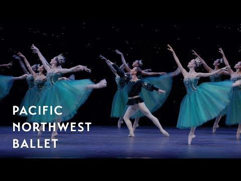 George Balanchine's Emeralds excerpt (Pacific Northwest Ballet)
