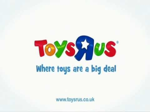 Toys R Us Christmas TV Ad 2012!