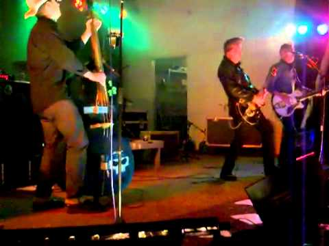The Guitar Slingers - Never steal the Devil's wheels @ Eggbilly 2010