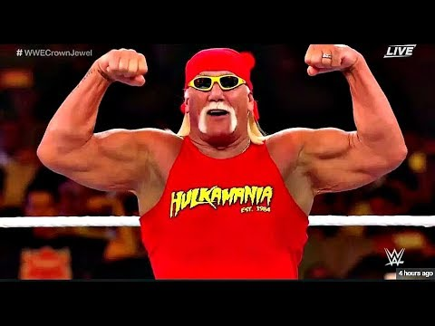 Hulk Hogan Returns to WWE after Scandal