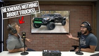 NON TRUCK GUY REVIEWS VIEWERS TRUCKS!