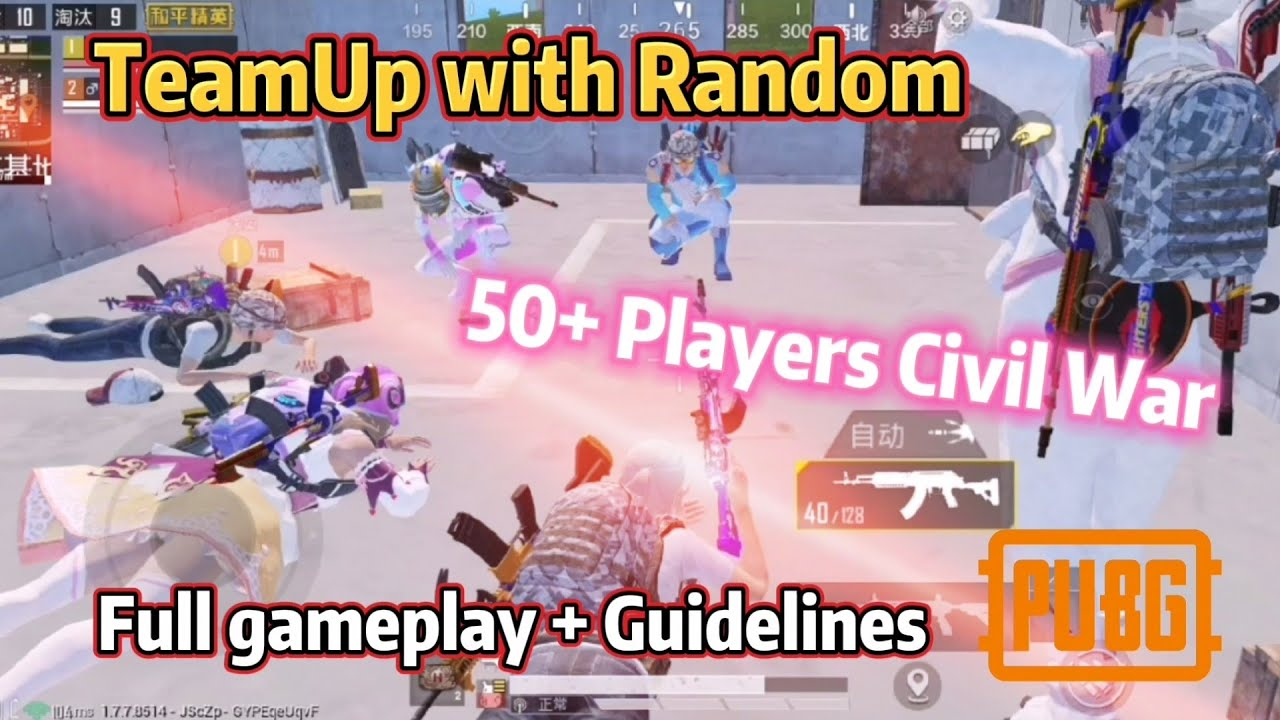 50+ Players land in Boothcamp| Full Gameplay + Guidelines to Survive and Handling Situation|PUBGM