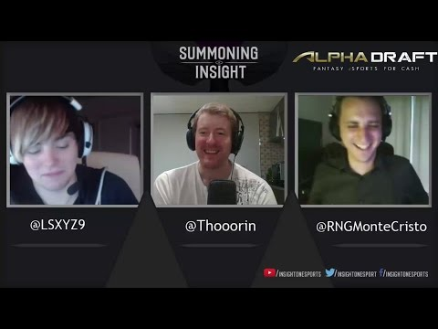 'Summoning Insight' Episode 53, with special guest LS