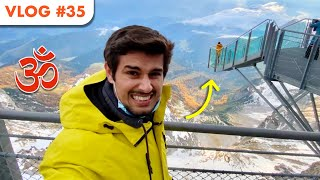 Edge of the World & Ice Cave | Dhruv Rathee Vlogs