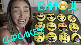 How to Make EMOJI CUPCAKES!