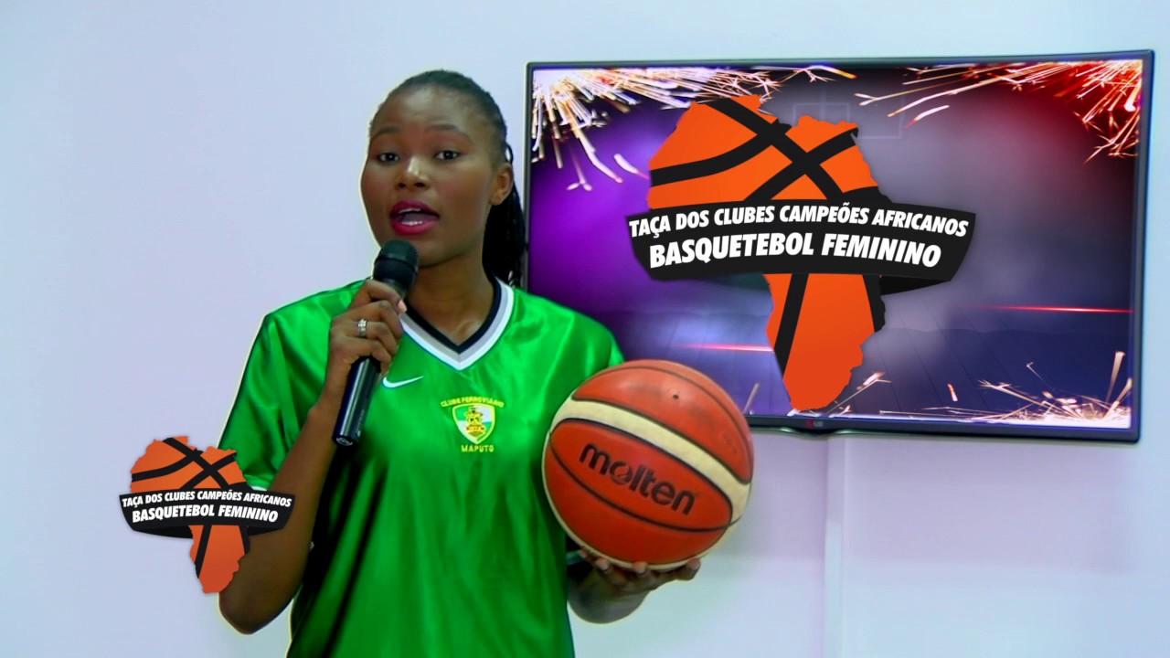 Taça dos Clubes Campeões Africanos 2016  Basquetebol Feminino (Promo ... 3612384d5e