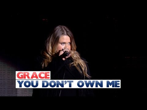 Grace - 'You Don't Own Me' (Live at Jingle Bell Ball 2015)