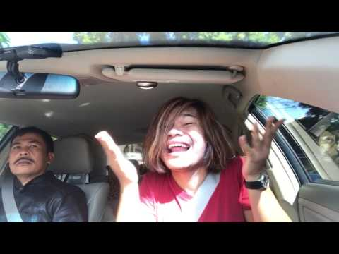 Agnez Mo - Pupus ( cover by FahmiAditian ) carpool karaoke