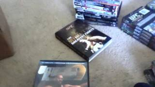 ufc dvd collection part 1