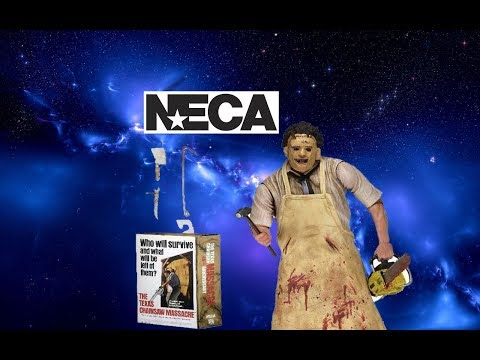 NECA-Texas Chainsaw Massacre:Ultimate Leatherface Action Figure