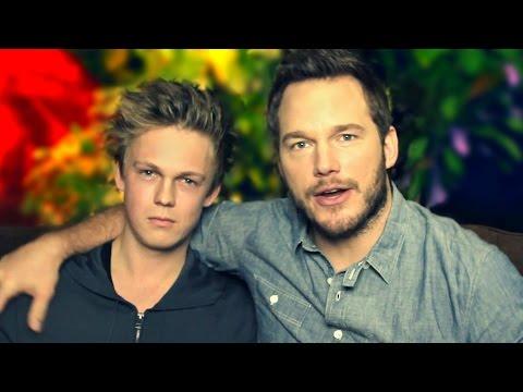 BEST FRIEND TAG w/ Chris Pratt
