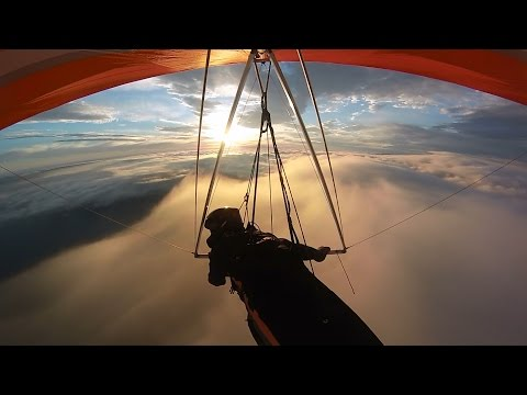Epic Shear - Fort Funston Hang Gliding, June 27, 2015
