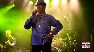 Michael Prophet Live at Reggae Central - Dordrecht NL