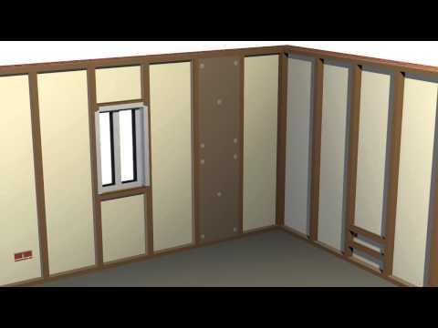 Sustainable Building - Internal Wall Insulation (Retrofit)
