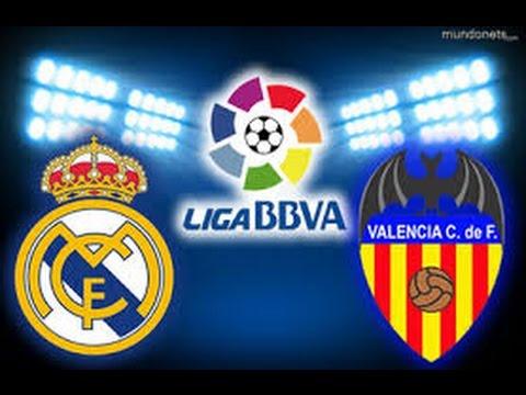 Видео: Валенсия 2:3 Реал Мадрид