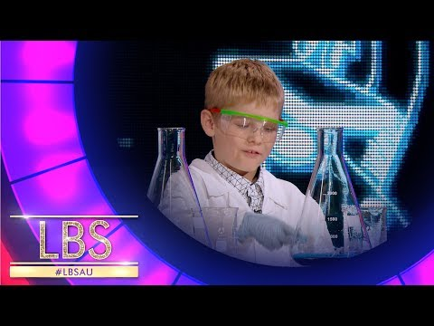 Meet Tyrone The 8-Year-Old Scientist | Little Big Shots Australia