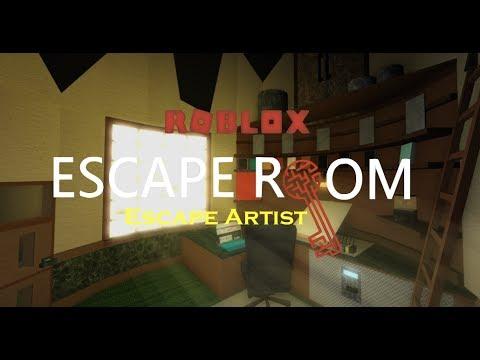 Escape Room Alpha Escape Artist