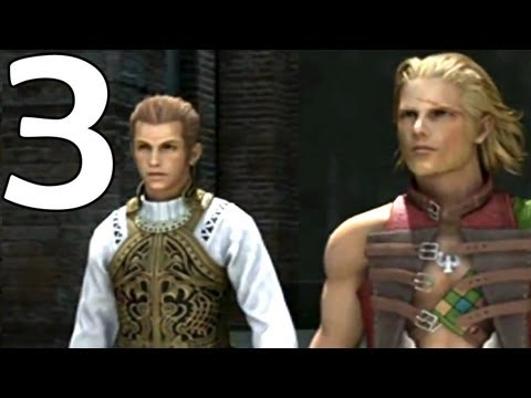 Final Fantasy XII Movie Version - Part 3 - Basch & Balthier, The Dream Team (1080p)