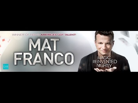 Mat Franco: Magic Reinvented Nightly - Video