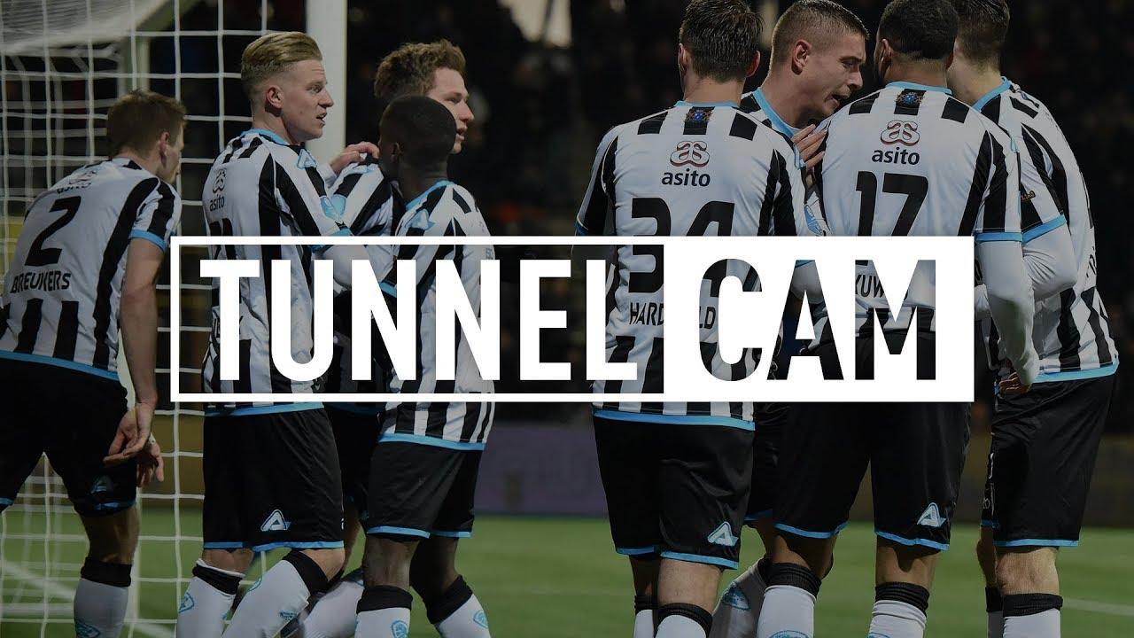 Heracles Almelo - ADO Den Haag 1-1 | 03-02-2018 | Tunnel Cam