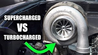 Turbochargers vs Superchargers - Which Is Better